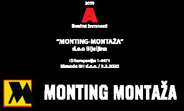 Monting Montaža